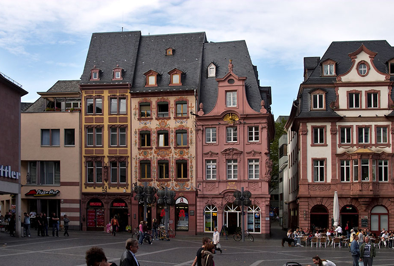 Коммерческая недвижимость в майнце германия купить